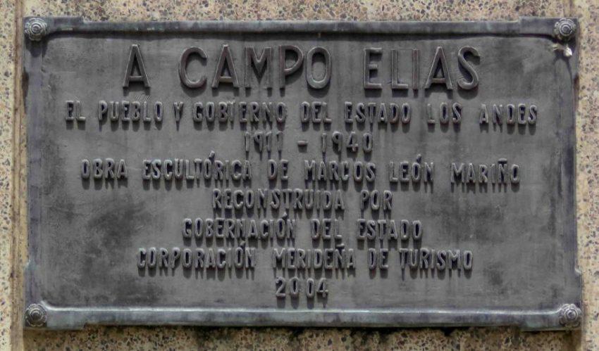 Monumento al coronel Vicente Campo Elías - IAM Venezuela